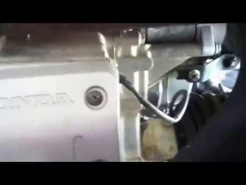 Honda rancher fan motor fix