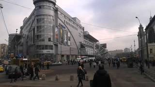 Moscow Kievskiy voklal 4