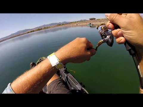 First Time Kayak Fishing Standley Lake