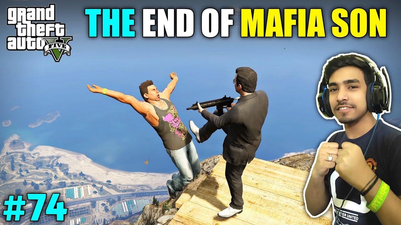 Download THE END OF BIG MAFIA'S SON  | GTA V GAMEPLAY #74