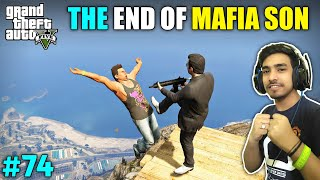 THE END OF BIG MAFIA'S SON  | GTA V GAMEPLAY #74
