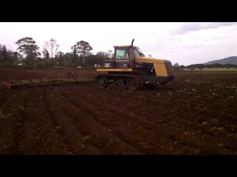 Land Preparation For Wheat & Barley in Large Scale Farming - Tanzania