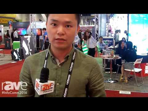 InfoComm 2016: Linsn Technology Exhibits TS802D LED Control System