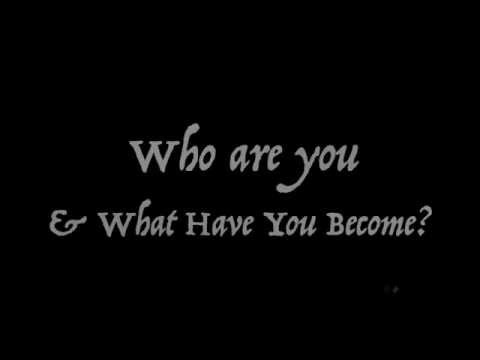 Music Lyric Video: Who Are You? Choice from Interactive Album