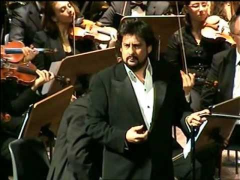 Marcelo Alvarez - Celeste Aida - Salerno - 2010