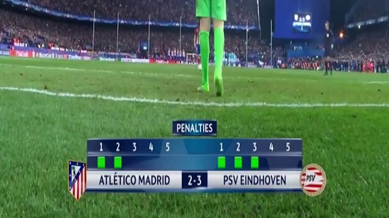 Psv Atletico Madrid