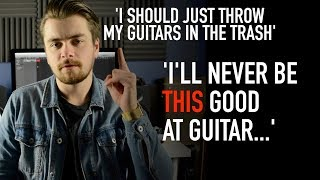 YouTube Guitar Community, Please Stop Doing This.