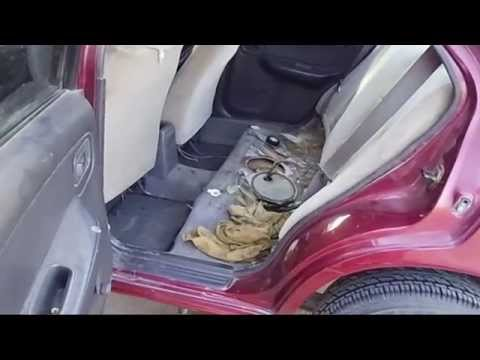 fuel hose replacement Car fuel leakage fuel pump  YouTube