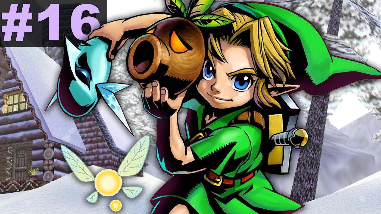 Zelda: Majora's Mask Randomizer - Part 16 (Fierce Leity Dink)