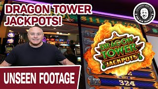 🐲 Massive Dragon Tower Jackpots! 👀 DON'T MISS This New Slot Action!
