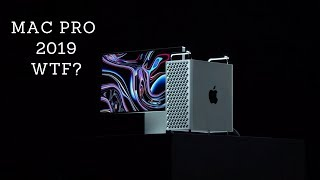 Mac Pro 2019 Most Disappointing Mac Ever | 2019 Mac Pro Specs