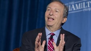 Larry Summers: I'm Concerned U.S. Growth Won't Pick Up