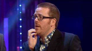 Frankie Boyle at the British Comedy Awards 2009