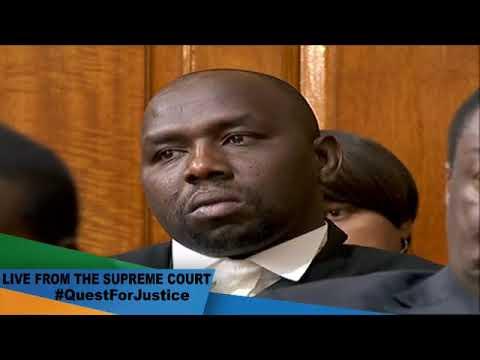 Raila NASA Can Access IEBC Servers- Supreme Court Rules