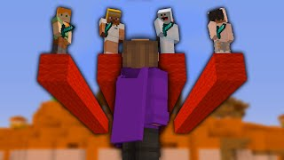 Can I beat 4 Bedwars players at once?