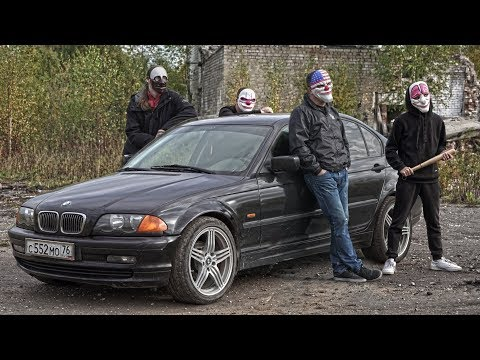 BMW 3 ЗА 250 000 ₽ ИЗ НУЛЕВЫХ!!!
