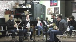 Missouri Saxophone Quartet @ Saxquest - February 8, 2014