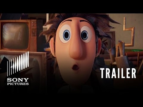Cloudy with a Chance of Meatballs trailers