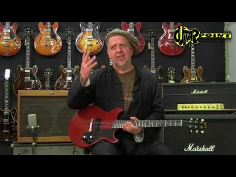 1965 Gibson Melody Maker - Cherry / GuitarPoint Maintal / Vintage Guitars