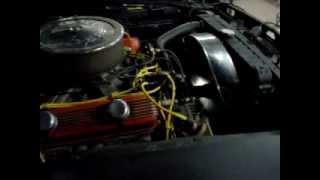 73 Cuda Engine Idling