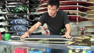 Rayne Nemesis Demonseed - motionboardshop.com - longboarding / skateboarding