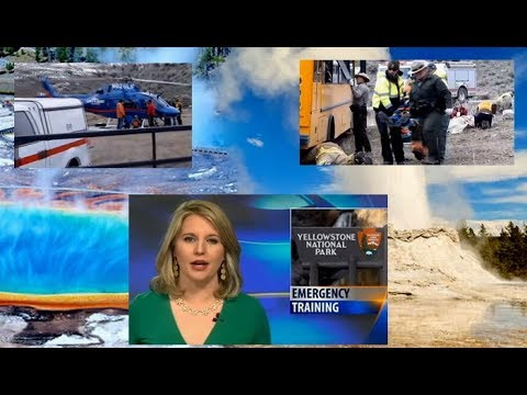 ¿Qué está pasando en el Super volcán Yellowstone?  6 de abril 2018