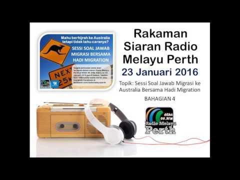 Sessi Soal Jawab Migrasi Australia Bersama Hadi Migration (Bhg 4)