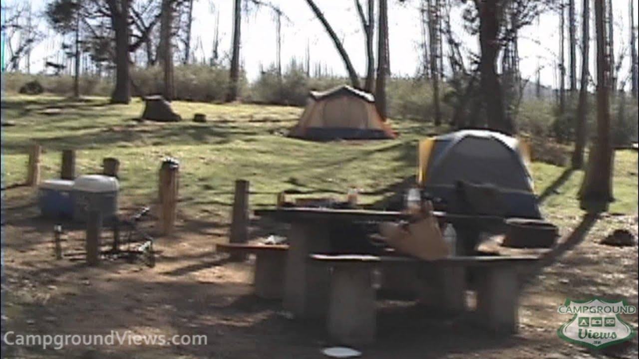 Campgroundviews Com Cuyamaca Rancho State Park Paso