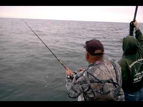 Captain steve 39 s fishing lodge king fishing youtube for Captain steve s fishing lodge