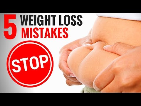 The Reason Why You Aren't Slimming Down 5 Common Weight Reduction Mistakes