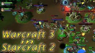 Starcraft 2 - Warcraft 3 in Starcraft 2?