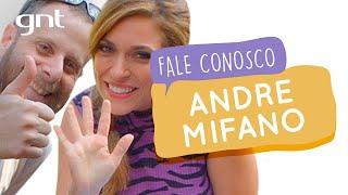 The Taste com Andre Mifano | #16 | Fale Conosco | Júlia Rabello