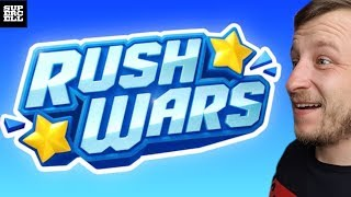 NOWA GRA OD SUPERCELL!!! RUSH WARS!