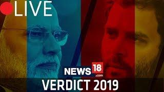 Election Results 2019 LIVE: Lok Sabha Election Result
