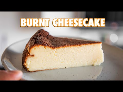 The-Easiest-Way-To-Make-Cheesecake-Basque-Style