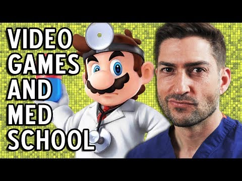 Video Games Make You A Better Med Student?