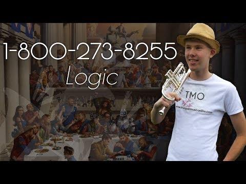 Logic - 1-800-273-8255 (TMO Cover)