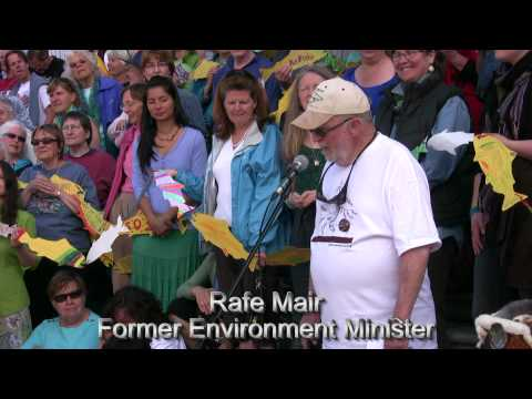 GOM Walk For The Wild Salmon/ What Happened at the...