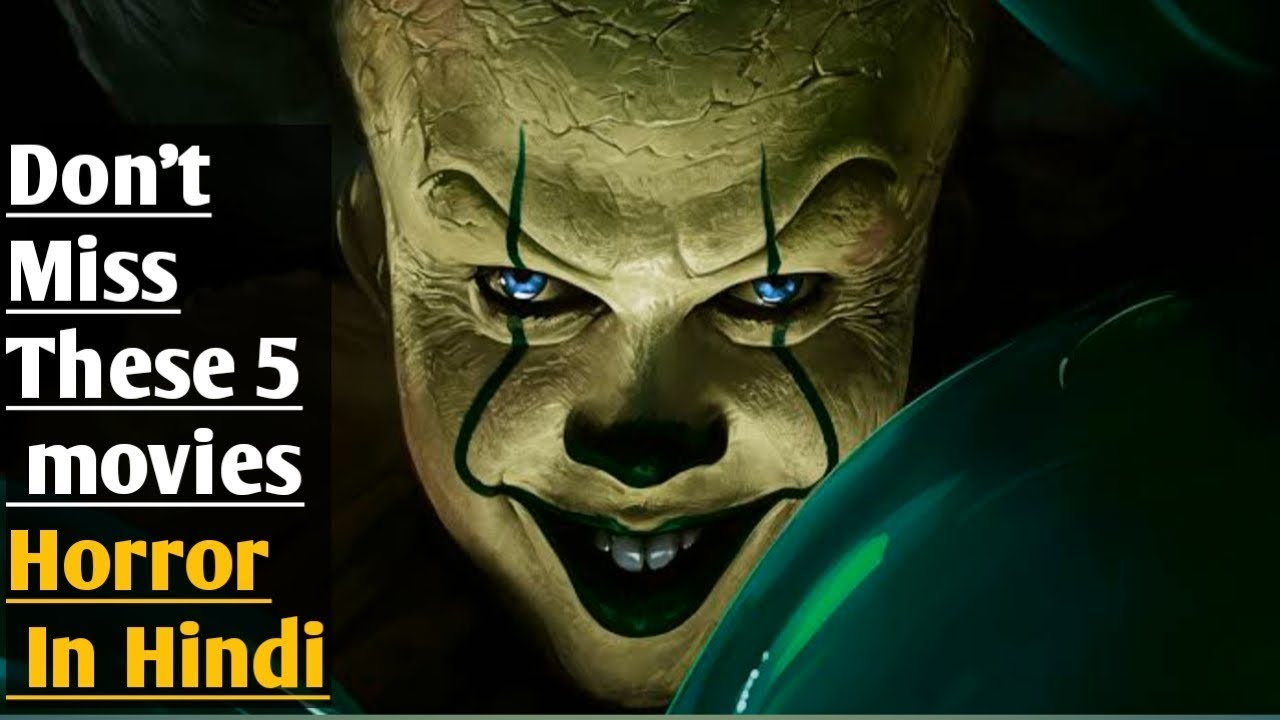Best Top 5 Hindi Hollywood Horror Movie Full Hd 720 With Downloading Link Youtube