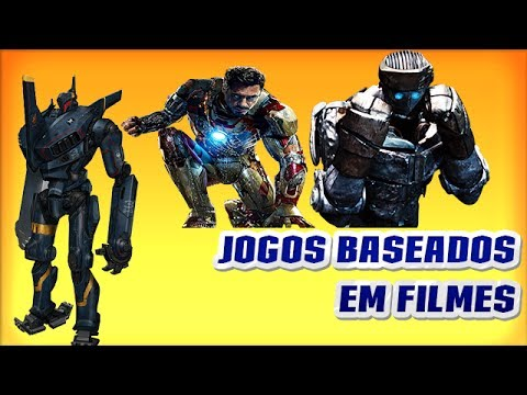 Melhores Jogos Para Android - Baseados Em Filmes
