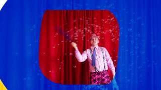 Супер Шоу Гигантских Мыльных Пузырей.Уральск .Аниматоры Уральск
