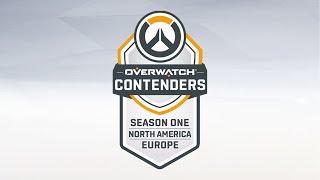 Watch Overwatch Contenders