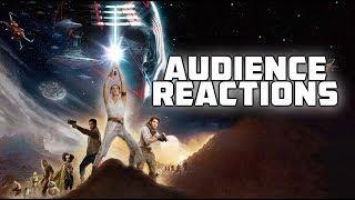 STAR WARS Triple Feature Rise of Skywalker {SPOILERS}: Audience Reactions |