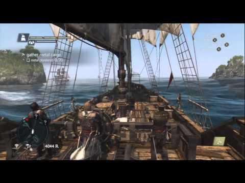 Assassins Creed 4 Black Flag Ep.10 Taking On Bigger Ships