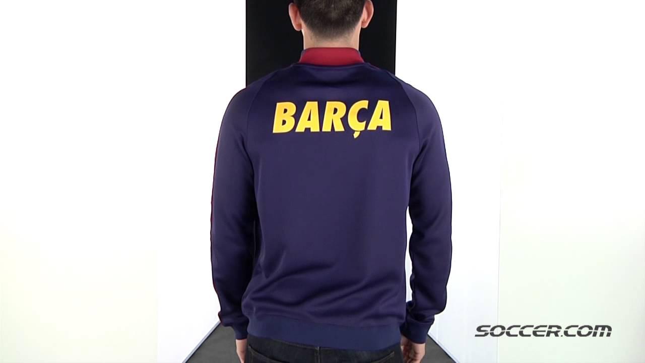 66249 Nike Barcelona N98 Jacket 14 15 B - YouTube a0399d8c0