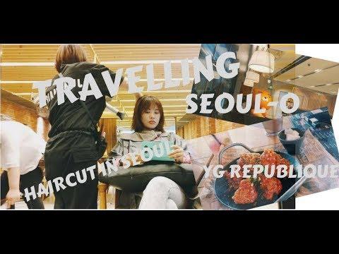 TRAVEL 2017||SEOUL, SOUTH KOREA|| (DAY 1) VLOG 1