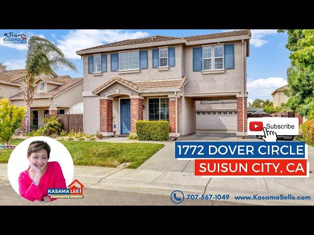 1772 Dover Circle, Suisun City, CA | Kasama Lee