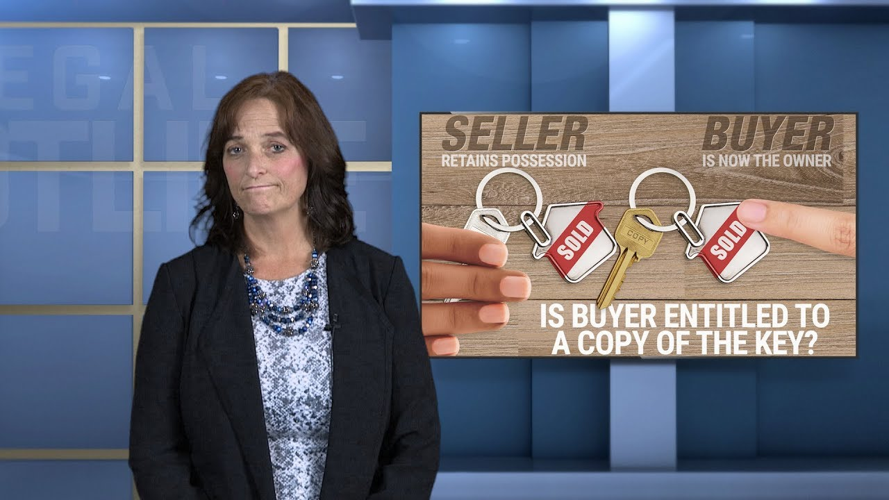 Seller Retains Possession After Closing