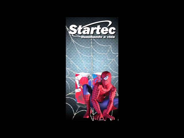 Spider Man Startec