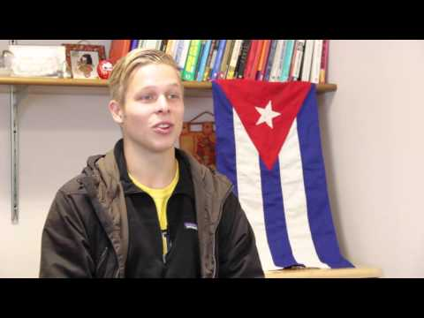 DePauw students explore Cuba's health care system and culture in Winter Term course